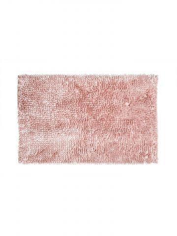 שטיח אמבט ורוד נצנצים