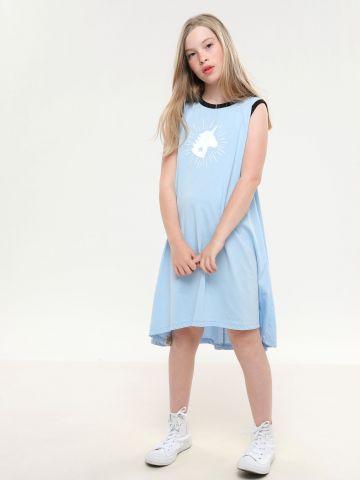 שמלת גופייה יוניקורן