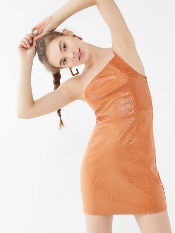 שמלת מיני נחש וואן שולדר UO