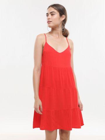 שמלת מיני בסגנון קומות