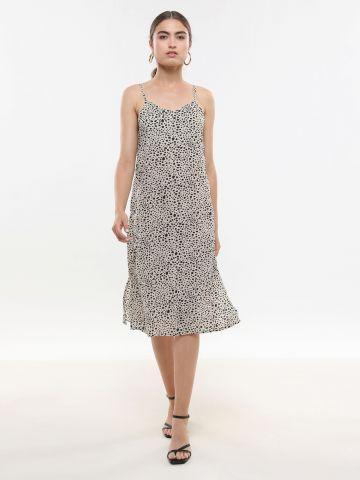 שמלת מידי בהדפס חברבורות