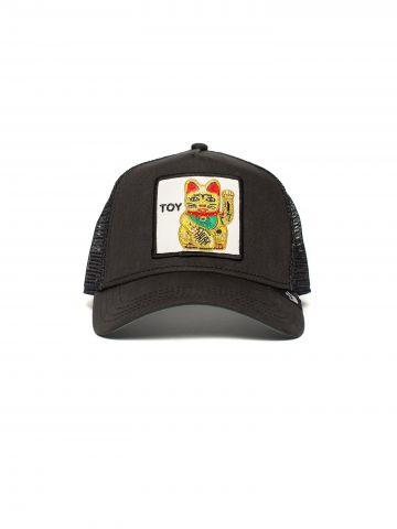 כובע מצחיה עם פאץ' מנקי נקו Toy