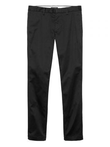 מכנסים מחויטים Skinny Chino / גברים