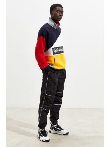 מכנסי ניילון עם סטריפים UO