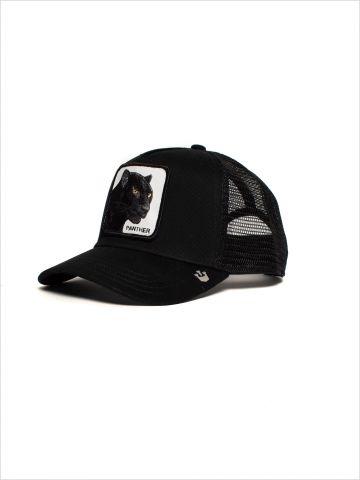 כובע מצחיה עם פאץ' פנתר Panther