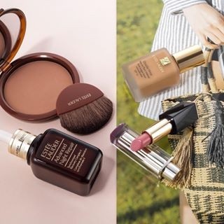 MAKE YOUR MORNING EVEN MORE BEAUTIFUL! SHOP ESTEE LAUDER NOW! LINK I N OUR STORY!